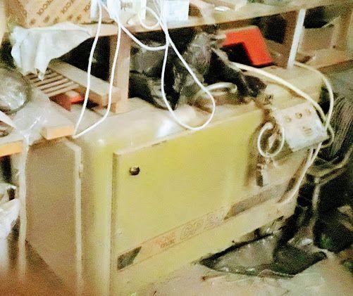 Maquina de percianas Automatica