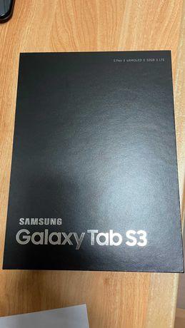 "Samsung Galaxy Tab S3 9,7"" 32GB wifi + 4G com S Pen e capa"