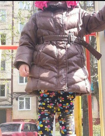 Пальто zara kids (оригинал)