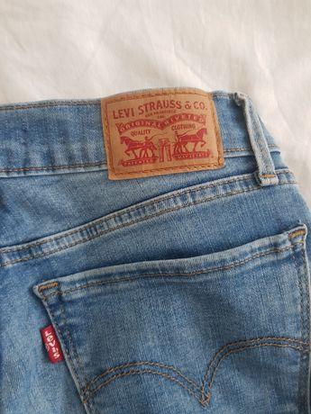 Spodnie dżinsowe Levis