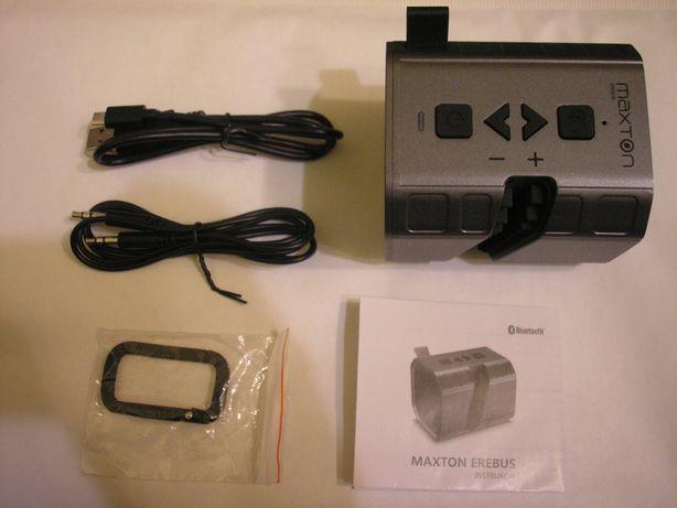 MAXTON Erebus głośnik bezprzewodowy Bluetooth NOWY