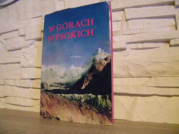 książka - W Górach Wysokich