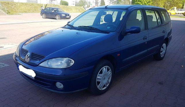 Renault Megane 2001/2r 1,4 ben, Klimatyzacja,Krajowy,Do jazdy