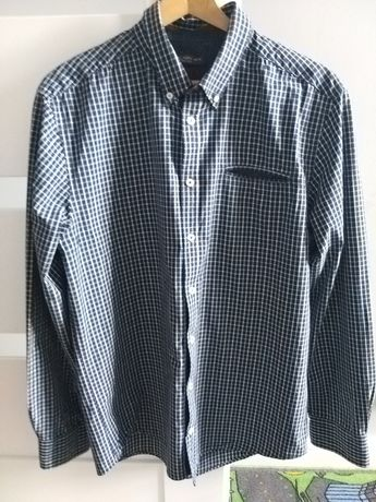 Koszula męska Carry w kratkę rozmiar M