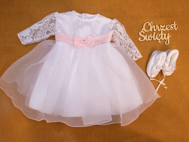 Przepiękna sukienka jak nowa 62