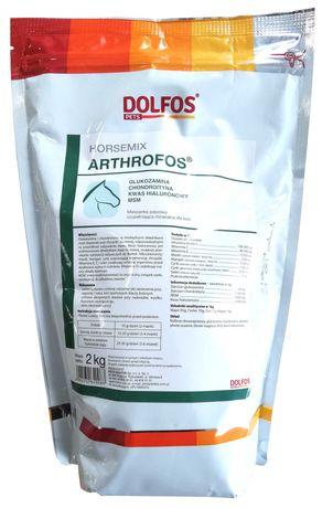 Arthrofos Horsemix 2kg Dolfos na stawy dla konia msm