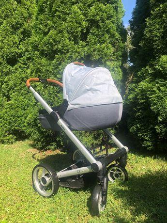 Wózek +spacerówka Mutsy