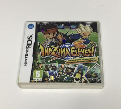 Inazuma Eleven Nintendo DS completo