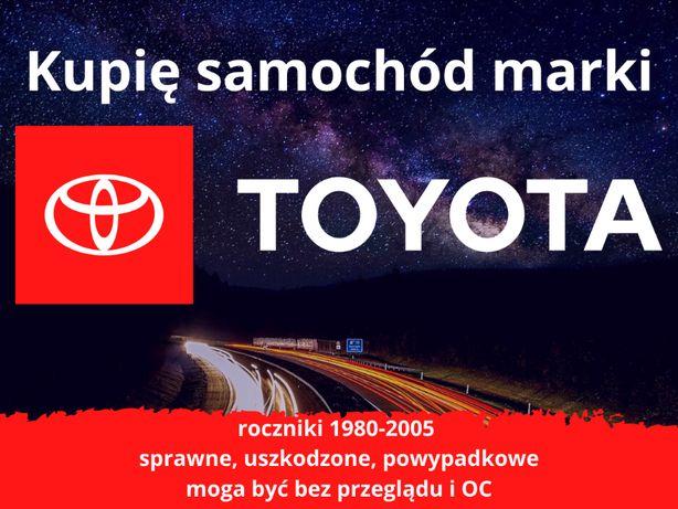 Skup TOYOT Avensis Corolla Carina Hiace inne VW Sharan Mercedes TOYOTA