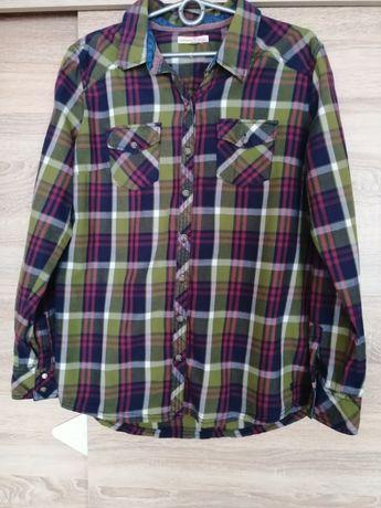Koszula w kratę Tom Tailor L