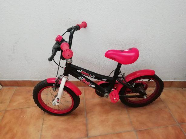 """Bicicleta Roda 14 """"BERG"""""""