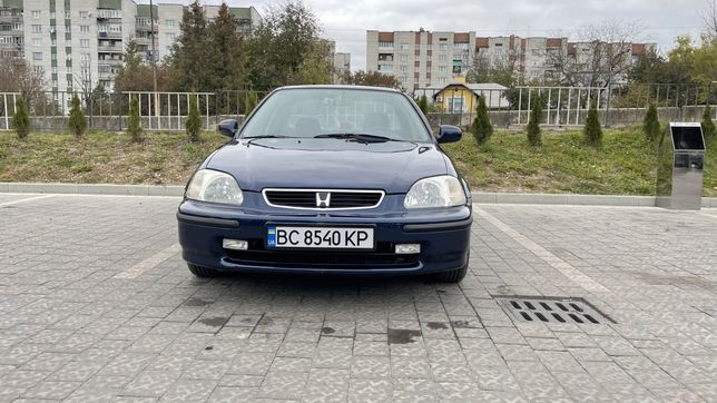 Honda civic 6 ej9 98 рік