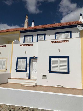 Aluguer moradia, cacela manta rota, 2 terraços longa duração