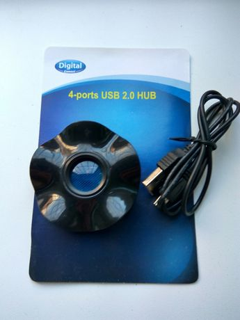 .usb- концентратор 2.0 4 порта