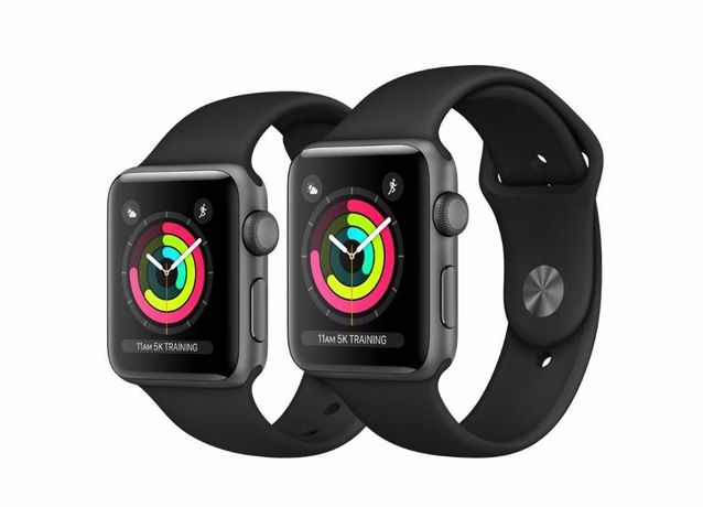 Apple Watch Series 3 GPS 42mm(MTF32) ОБМІН-КРЕДИТ-0%