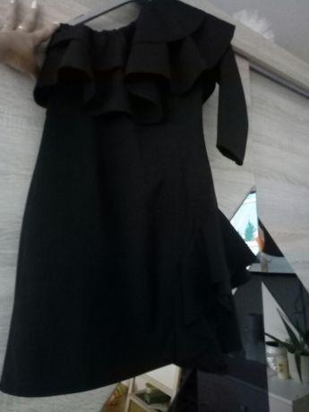 Sukienka czarna 38