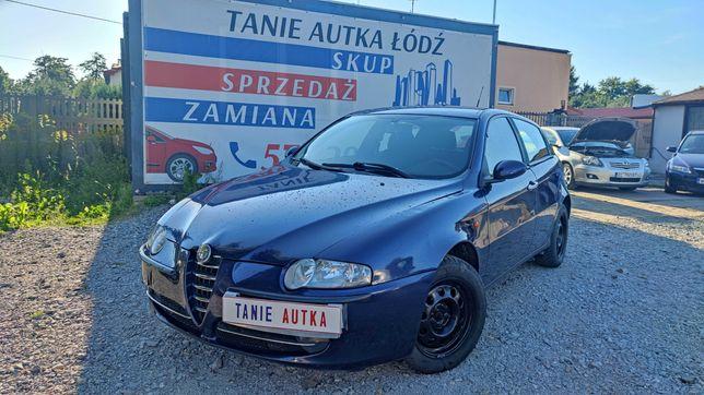 Alfa Romeo 147 1.6 Benzyna + LPG/2001/ZAMIANA/RATY/GWARANCJA
