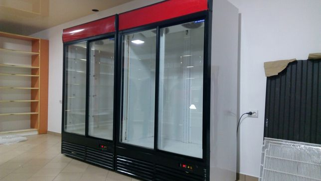 Краща ціна! Стан! Асортимент! Вітрина холодильна шафа / Холодильник
