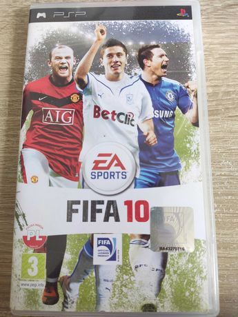 Fifa 10 gra Playstation PSP