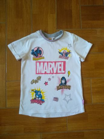 Крутая футболка Marvel от TU, 122-128р.