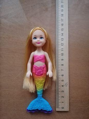 Куколка Челси Русалочка Barbie Mattel Chelsea