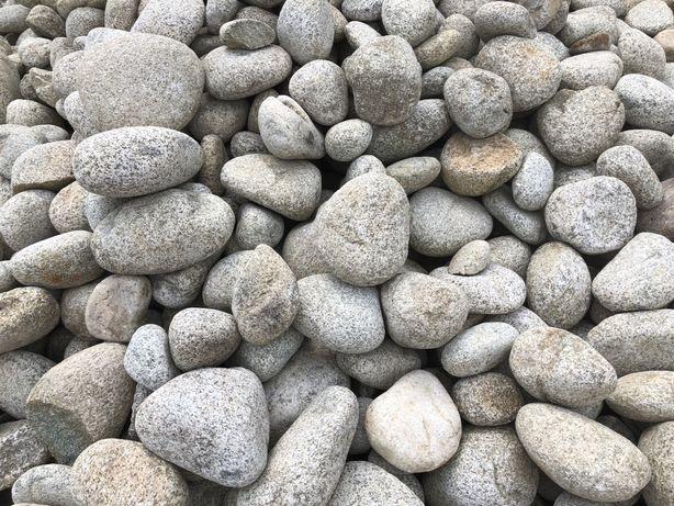 Otoczak rzeczny , kamień ogrodowy , skład