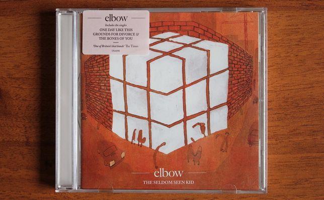 CD Elbow - The Seldom Seen Kid 2008 Indie Rock EU