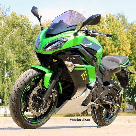 Мотоцикл Kawasaki NINJA 400 (2011)