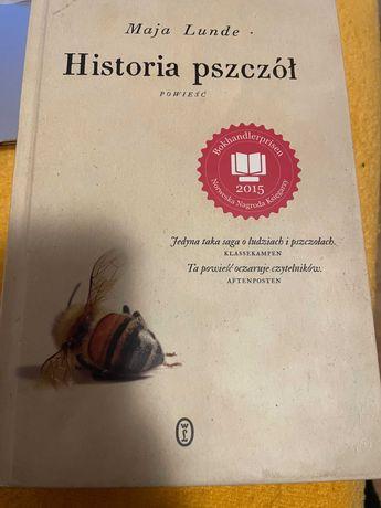 Historia pszczół- Maja Lunde- BESTSELLER W 15 KRAJACH!