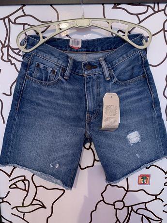 Шорты джинс Levi's новые ! Оригинал