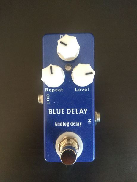 Blue Delay Mosky