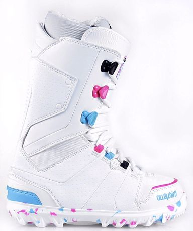 Новые ботинки для сноуборда Thirty Two Lashed 36-37 р. Сноубордические