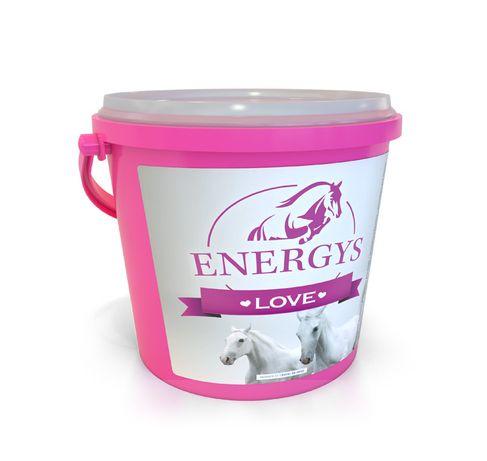 Energys Love smakołyki dla koni, cukierki dla koni, ciasteczka De Heus
