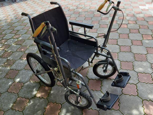 Крісло колісне ДККС2-03-43(нове)