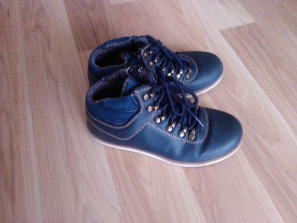 Buty przejściowe na jesień dla chłopca