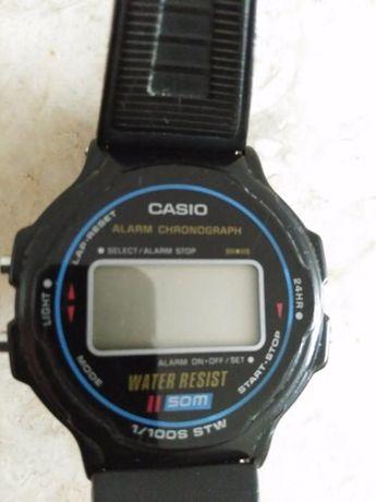 Relógio Casio (anos 80)
