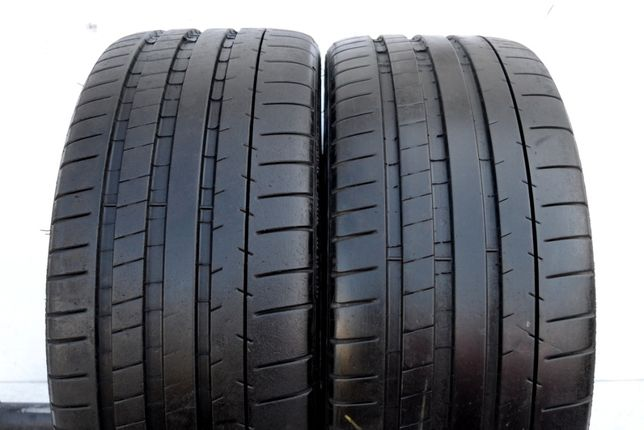 Michelin SuperSport 245/35R21 8mm 18r JAK NOWE