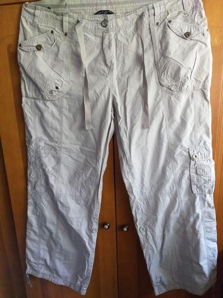 Летние штаны на шикарные формы. Размер 20