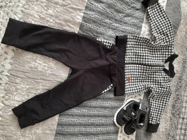 Kpl chlopiecy i buty Nike