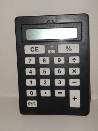 Большой калькулятор формата А4