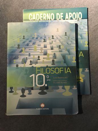FILOSOFIA 10ANO Manual + Caderno de Apoio