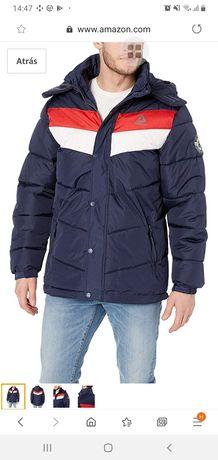 Мужская зимняя куртка Reebok