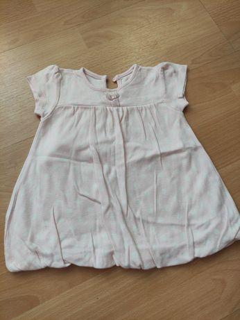 Sukienka bombka 3-6 miesięcy