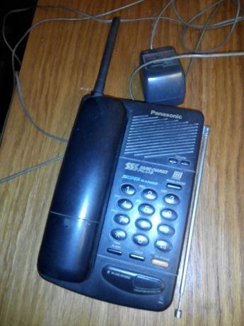 Стационарный радиотелефон Panasonic дешево