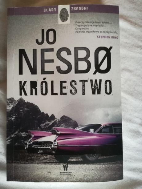 Książka Jo Nesbo - Królestwo. Tanio!