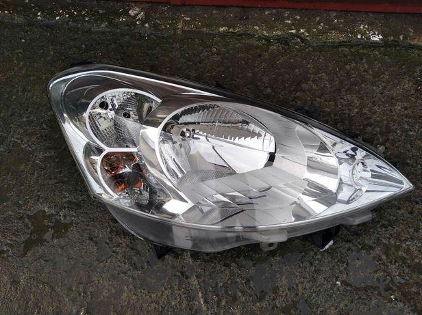 Lampa przednia Peugeot Partner