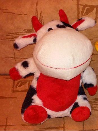 Мягкая игрушка Корова