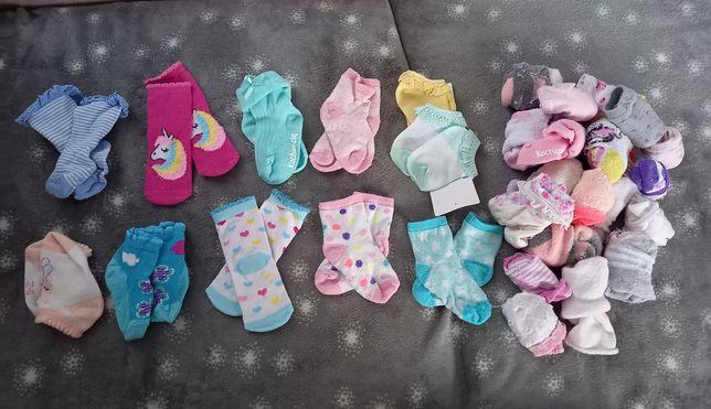 Skarpetki dla dziewczynki