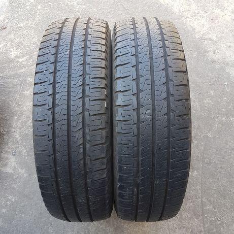 Летняя резина, шины 225 75 R16c Michelin (Мишелин) 2шт.