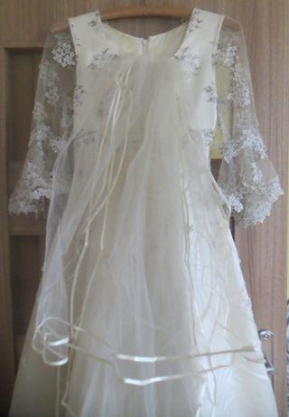 Suknia ślubna firmy Elizabeth Konin